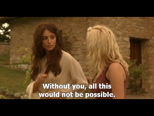 Vicky Cristina Barcelona 2008 You Are The Missing Ingredient Youtube