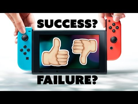 Nintendo Switch Launch: SUCCESS OR FAILURE? - The Know Game News