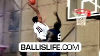 Ballislife Top 5 POSTER/Facial Dunks Of The Summer! DeMar DeRozan Almost CLEARS Defender!