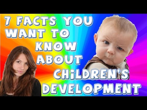 7 Facts You Want to Know About Children's Development