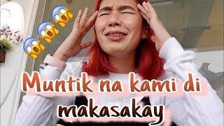 NAHOLD KAMI SA PHILIPPINE IMMIGRATION!