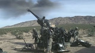 FORT IRWIN - National Training Center!  25th Infantry Division Decisive Action Rotation 14-07!