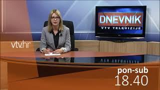 VTV Dnevnik najava 7. prosinca 2017.