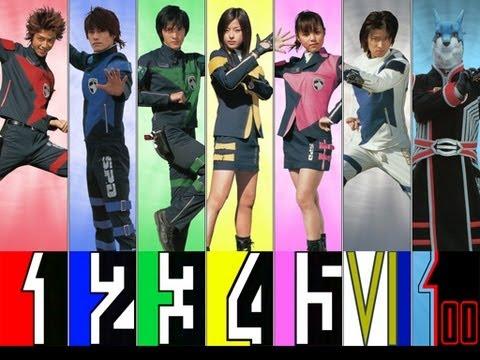 Watch full episodes of Super Sentai Zyuranger - ShoutFactoryTV