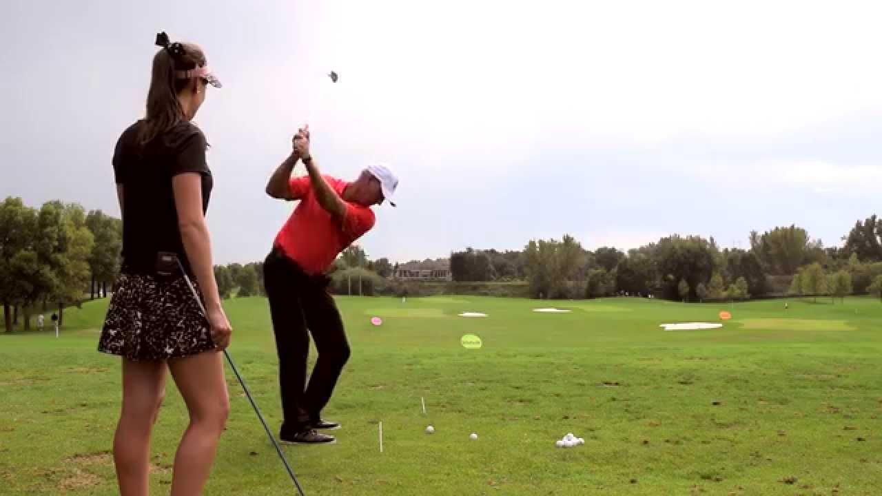 Mike Malaska And Margarita Ramos Can You See The Swing