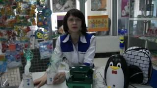 видео Ингаляторы для детей и взрослых - как выбрать, паровой аппарат или небулайзер