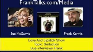 Sue McGarvie interviews Frank Kermit.wmv