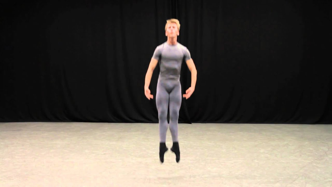 Insight Ballet Glossary Entrechat