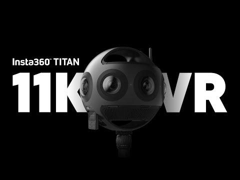 Insta360 - Introducing Insta360 Titan