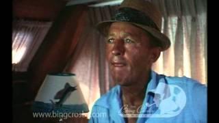 Bing Crosby and The American Sportsman Marlin - Feb 6, 1966