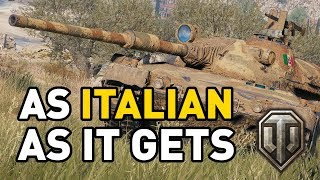 World of Tanks || As ITALIAN as it gets!