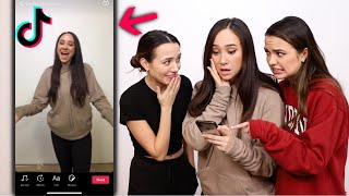 Learning HOW TO Tik Tok w/ The Merrell Twins! (I have no clue what I'm doing lol)