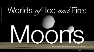 Moons of the Outer Solar System