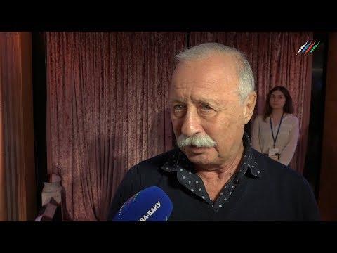 Леонид Якубович признался в любви к Азербайджану на московской премьере фильма «Союз Спасения»