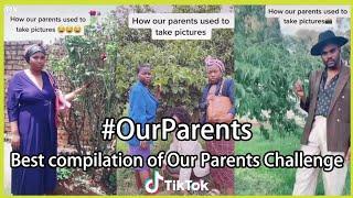 Our Parents Challege    TikTok Africa   TikTok Trend