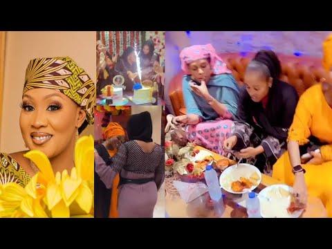 Download Shagalin birthday din jaruma Fauziyya maikyau tare da Sameera Ahmad, Sadiya Gyale Mansura da Dawayya
