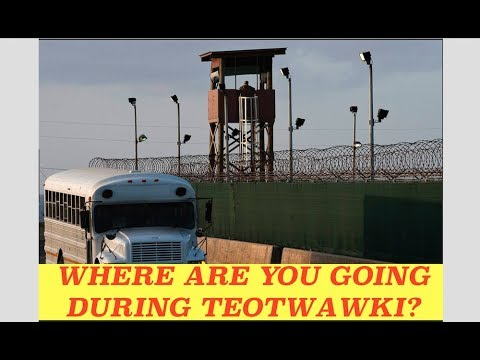 Whats Your Survival Plan for TEOTWAWKI ?