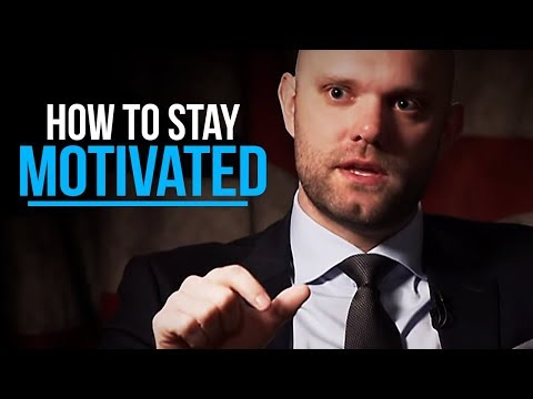 How To Stay Motivated & Break Bad Habits