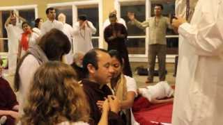 Sannyas Celebration -  Dallas, TX. July 27, 2013 - Swami Anand Arun