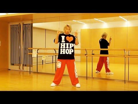 ヒップホップダンス基本 |リズムの取り方 | ダウン・アップ・16ビート