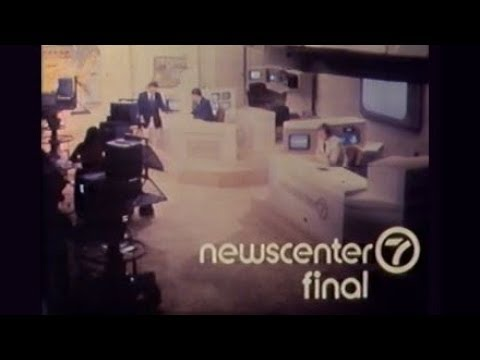 WHIO Channel 7 [Dayton, OH] - NewsCenter 7 (Ending, 1/29/1978)