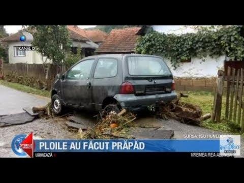 Stirile Kanal D (31.07.2018) - In Romania, ca la tropice! Editie COMPLETA
