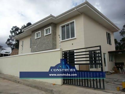 casas modernas venta cuenca ecuador youtube