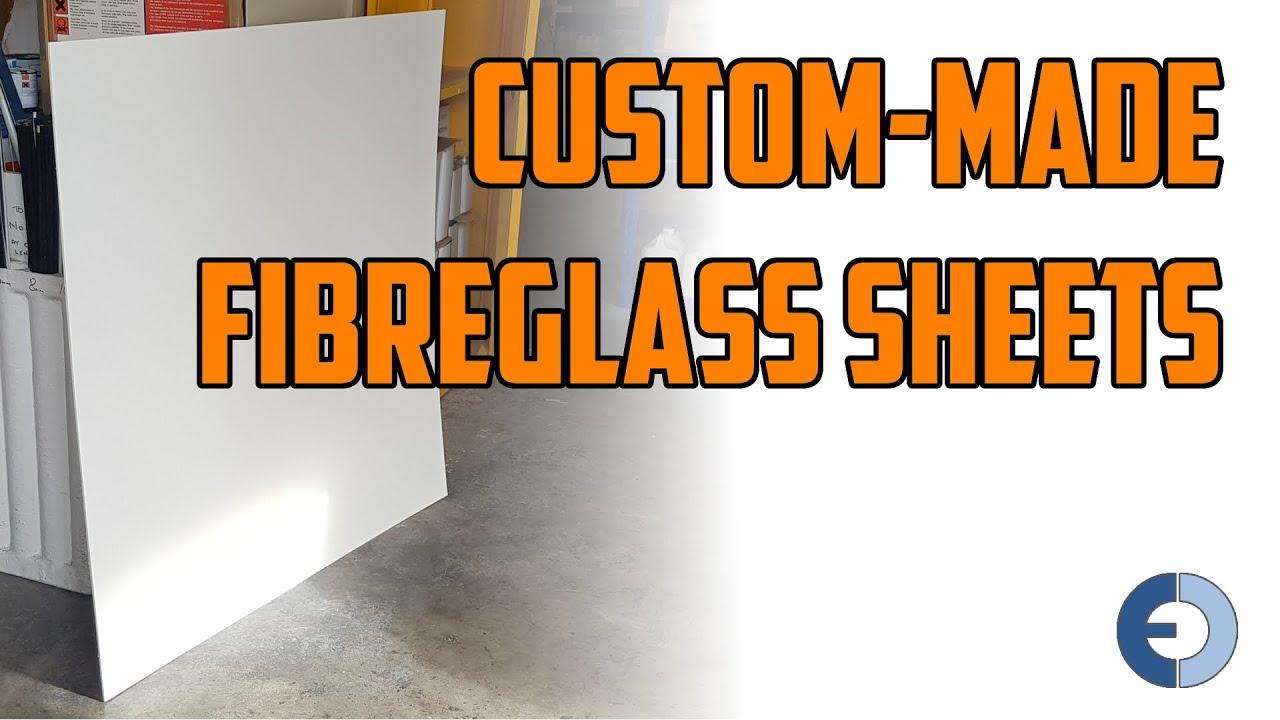 Buy 2mm Fibreglass Flat Sheet - East Coast Fibreglass Supplies