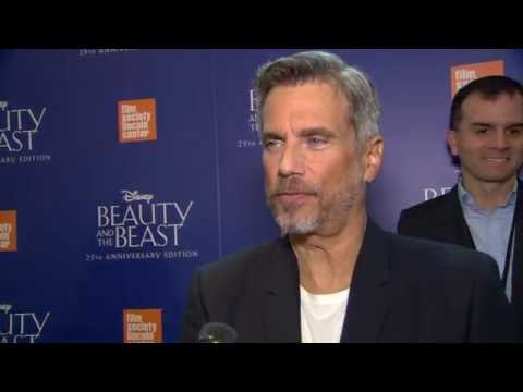 """Beauty and the Beast 25th Anniversary """"Beast"""" Interview - Robby Benson"""