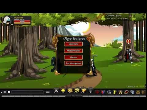 Aqw Private Server  ONCLAX - Willy Gamer