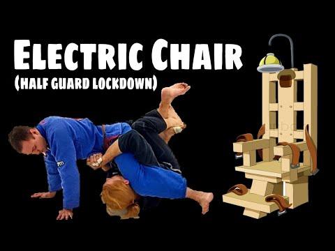 Electric Chair(Half guard lockdown)
