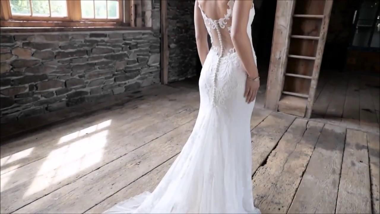 Brautkleid N°6604 | MARIAGE Neustadt - YouTube