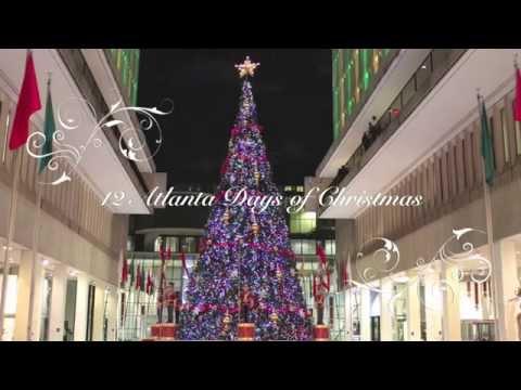 12 Days of Atlanta Christmas