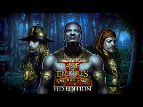 OST - Age of Empires 2 - Rise of the Rajas - HD Edition (Arr. by Vitalis Eirich)
