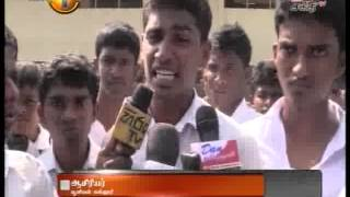 News 1st Lunch time Shakthi TV 1PM 22nd January 2015