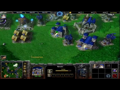 Warcraft 3 New PTR Updated maps