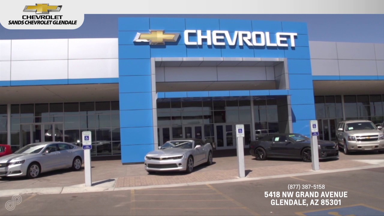 Sands Chevrolet Glendale January Offers SPS