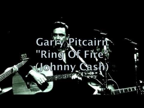 "Johnny Cash - ""Ring Of Fire"" (by Garry Pitcairn)"