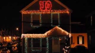 Jonathon's Christmas Lights 2009 - I Gotta Feeling