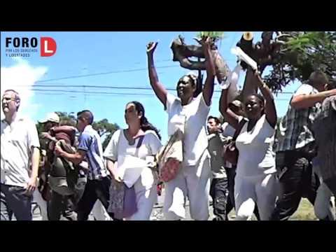 Respuesta de #TodosMarchamos al canciller del regimen Bruno Rodriguez Parrilla