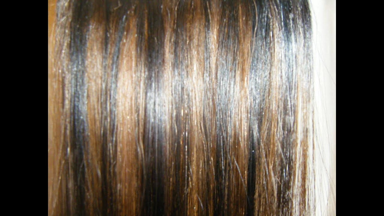 Como pintar en extensiones de cabello RAYITOS  YouTube