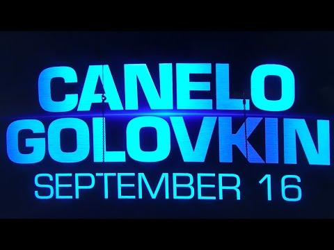 CANELO VS GOLOVKIN ANNOUNCED 9/16/17! CANELO VS CHAVEZ JR POST FIGHT LIVE! JOSHUA KLITSCHKO WRAP UP