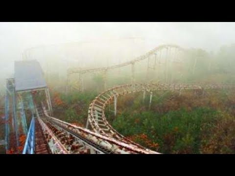 Top 10 Most Haunted Amusement Parks in the World!