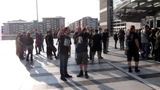 Arena South entrance - Judas Priest, Whitesnake Live [1.7.2011 @ Belgrade] Thumbnail