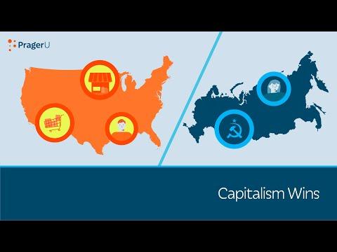 Capitalism Wins
