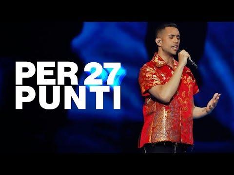 Eurovision 2019: Mahmood secondo, il trionfo sui social - Timeline
