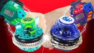Самые скоростные блэйды Инфинити Надо с электронными браслетами. Тройное ускорение.