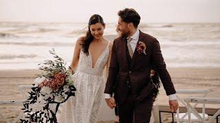 Styled Shoot - Beach Wedding - Strandpaviljoen Zoomers