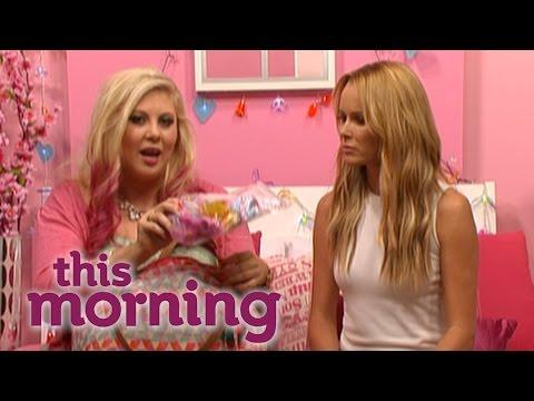 Sprinkle of Glitter & Amanda Holden's Travel Tips  | This Morning