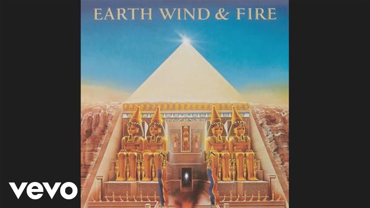 earth wind and fire i write a song for you
